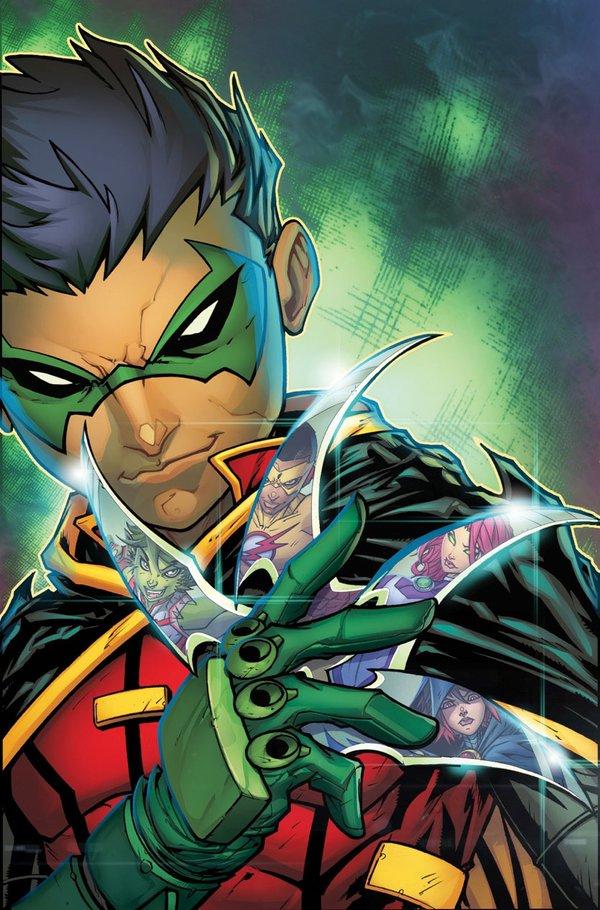 Teen Titans: Rebirth- On Sale