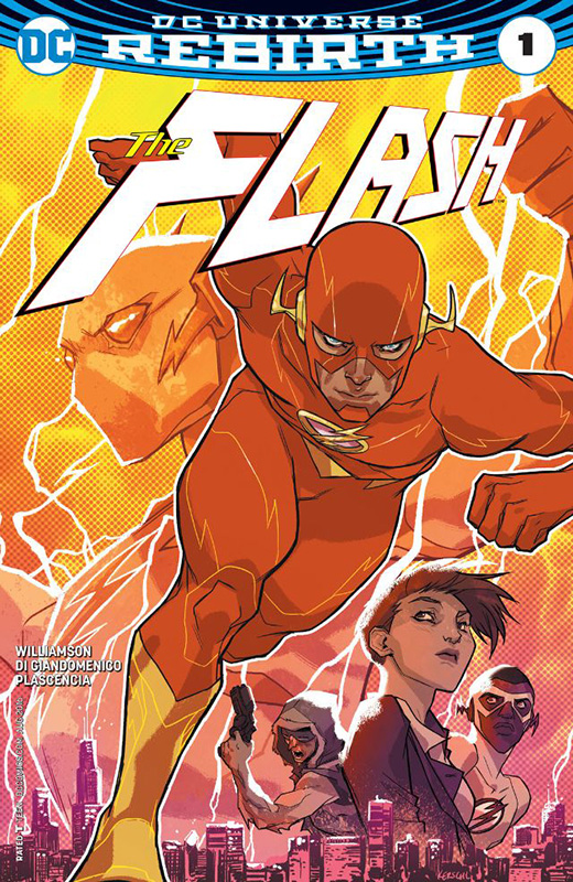 The Flash #1 2016