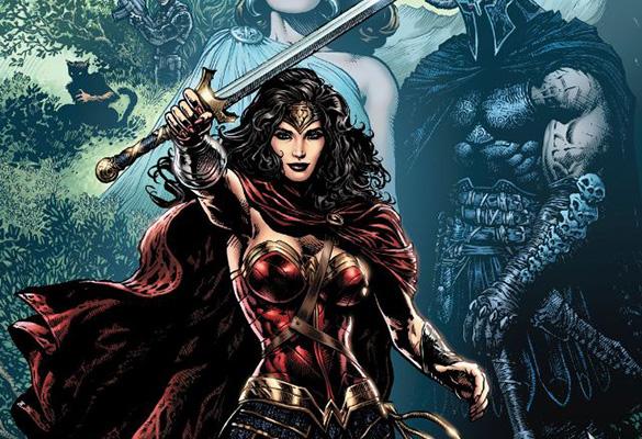 Wonder Woman #1 2016