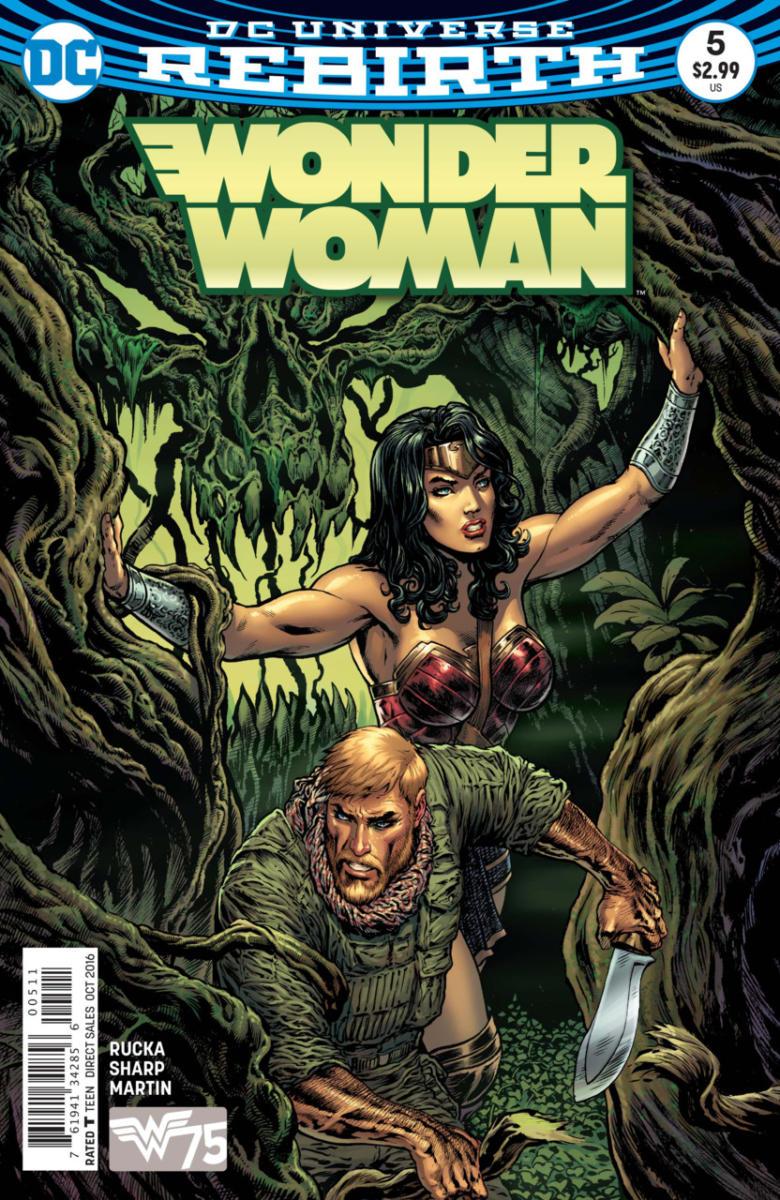 Wonder Woman #5- DC Comics