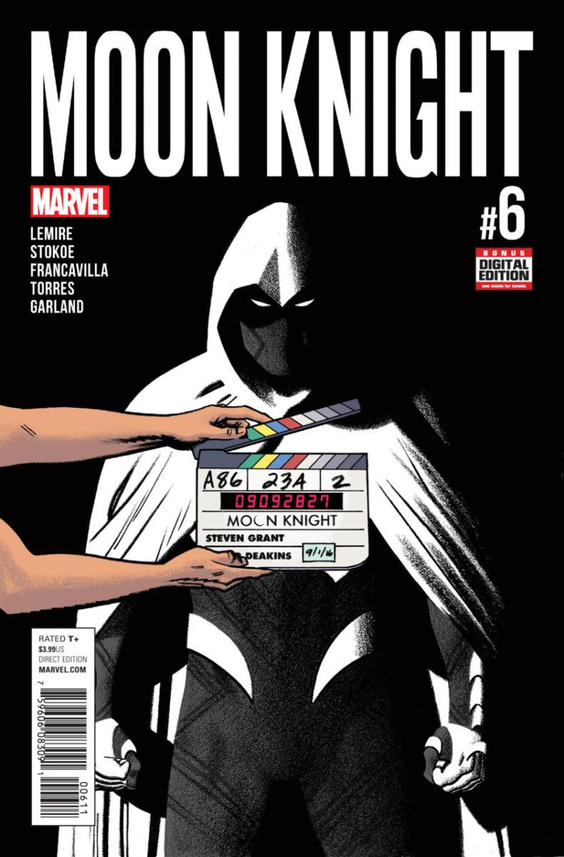 Moon Knight #6- Marvel