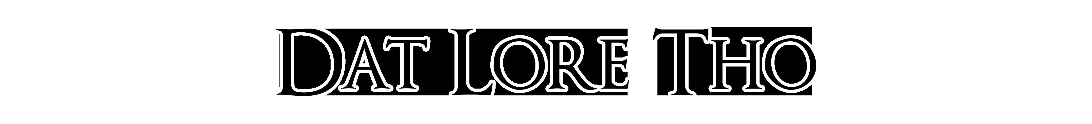 dat-lore