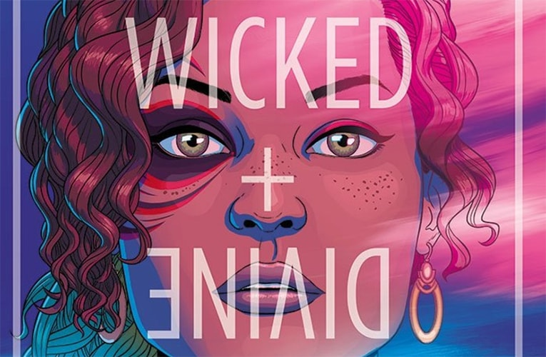 Wicked + Divine Cover