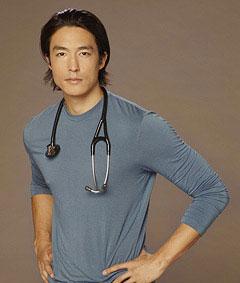 A DOCTOR. (Daniel Henney, Samsoon)