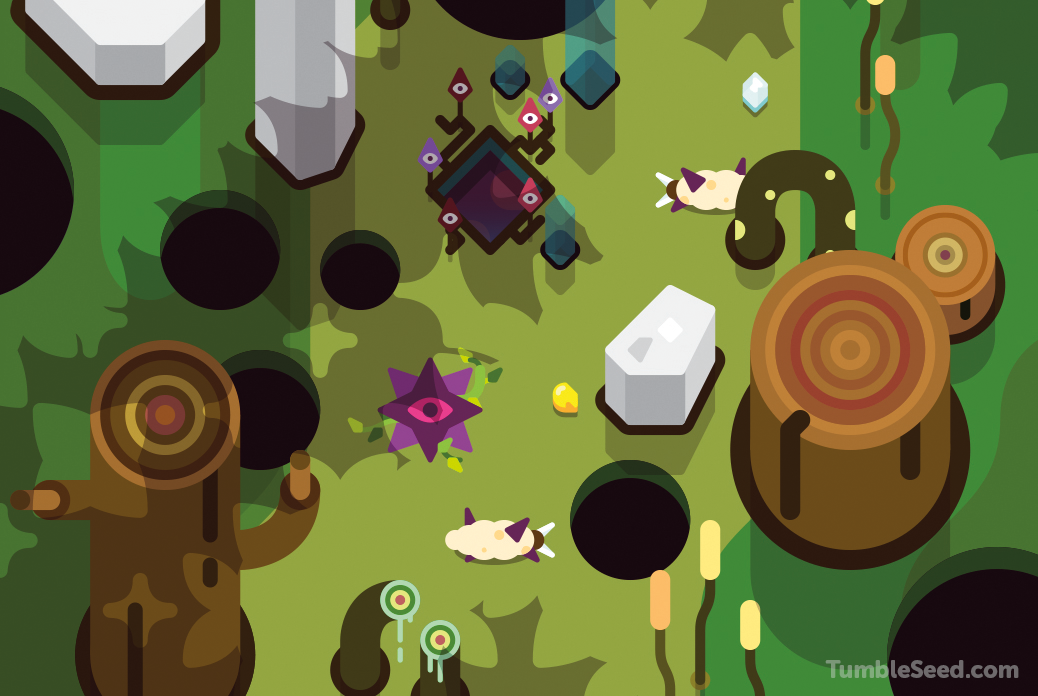 TumbleSeed_Environment_forest