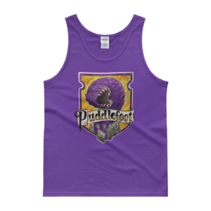 Puddlefoot Unisex Tank top