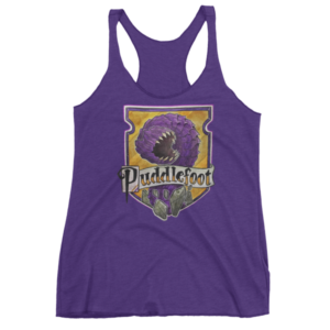 Puddlefoot Women's tank top
