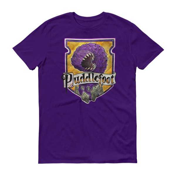 Puddlefoot Short sleeve t-shirt
