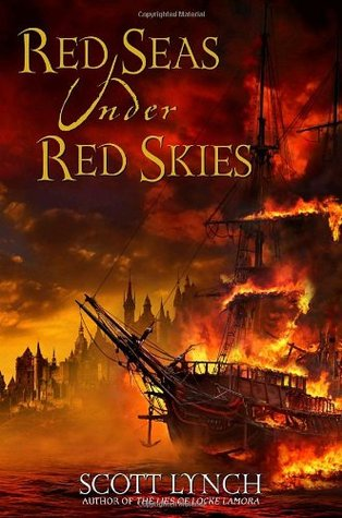 Red Sea Under Red Skies - First Edition.