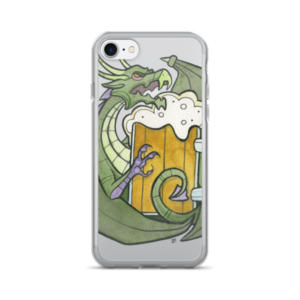 Drunks and Dragons iPhone 7/7 Plus Case