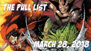 The Pull List, March 28th, 2018