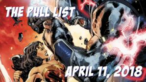 The Pull List for April 11, 2018