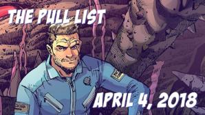 The Pull List, April 4th, 2018