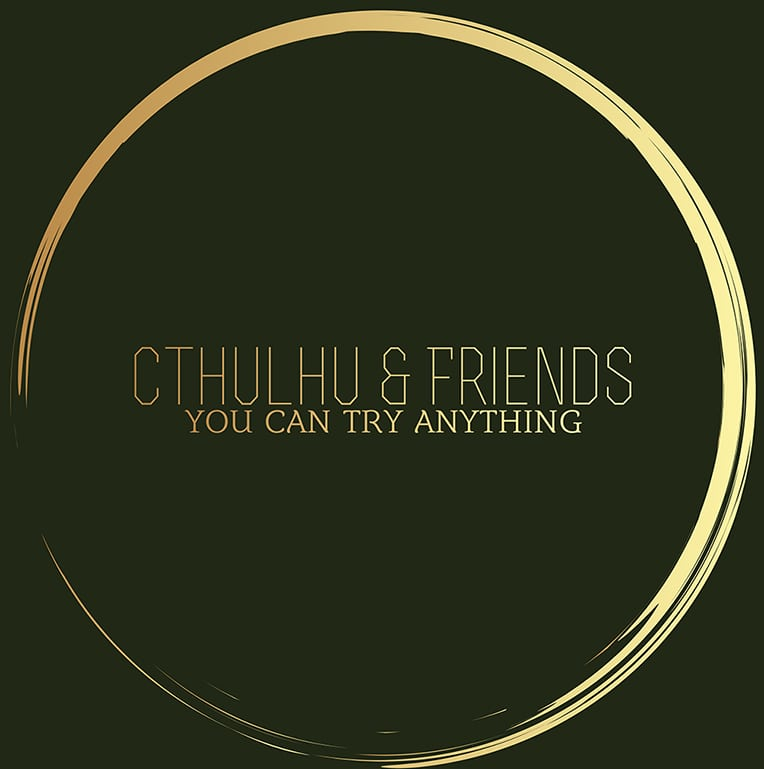Logo for Cthulhu & Friends Volume 2
