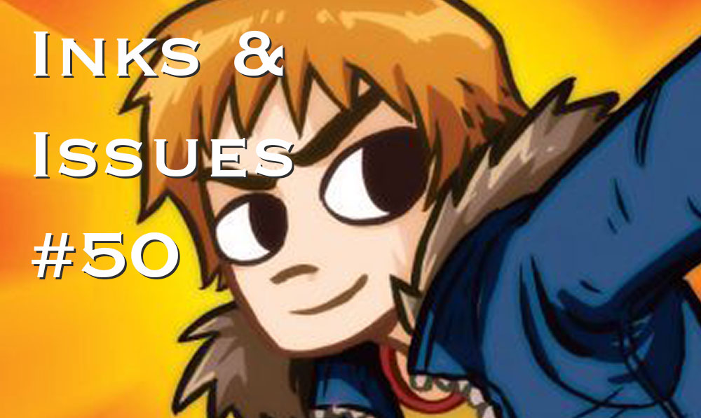 Banner for episode 50 of Inks & Issues