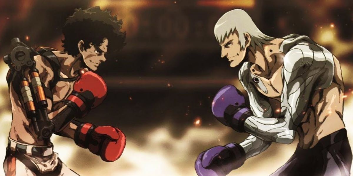 Transformation Sequence #162 - Megalo Box (Part 1)