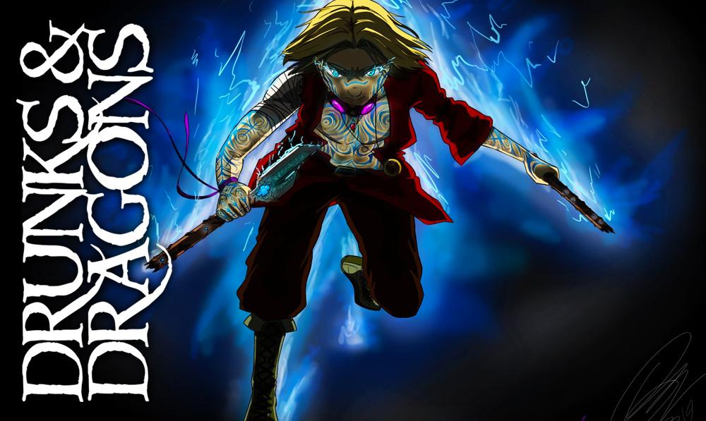 Dungeons & Dragons – GeeklyInc