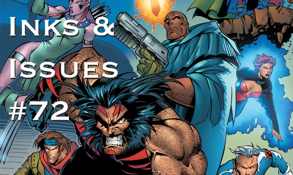 Inks & Issues #72 - Age of Apocalypse Part 2 w/Pat Edwards