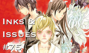 Inks & Issues #75 - Noragami: Stray God Part 2 w/Michael DiMauro