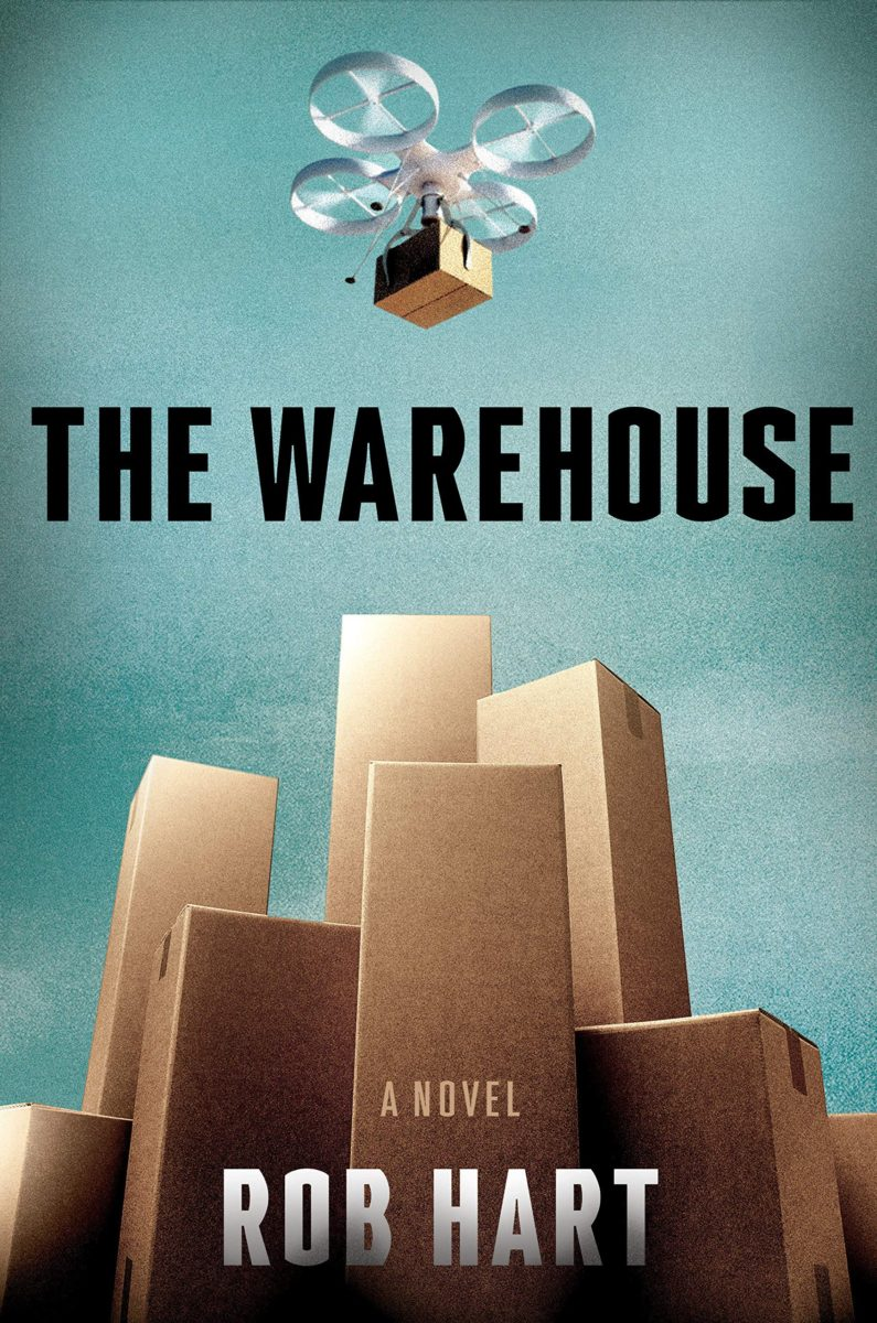 The Warehouse Review: Corporate Cyberpunk