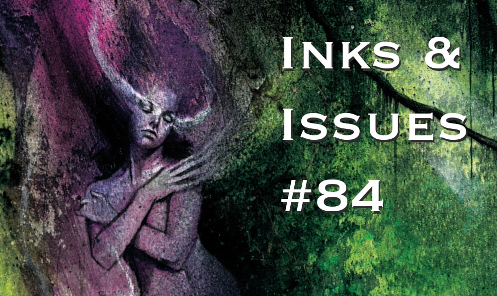 Black Orchid is reviewed on episode 84 of Inks & Issues
